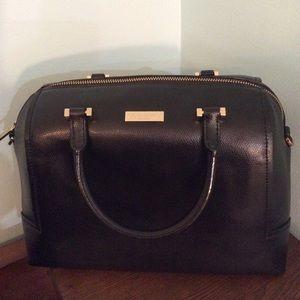 Kate Spade Black Leather Bag Brand New